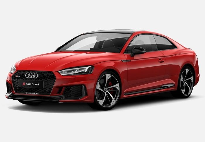 Audi RS5 Coupe neues Modell Panoaramd