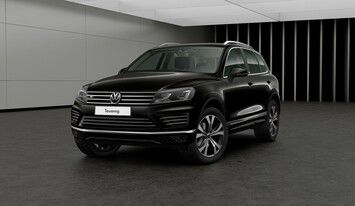 Volkswagen Touareg V6 TDI 4Motion Executive Edition R-Line