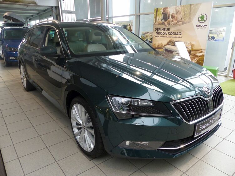 skoda superb leasing angebote mit top raten. Black Bedroom Furniture Sets. Home Design Ideas